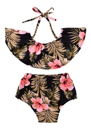 Pickles & Olive's Tropical 2-Piece Playsuit - Product Mini Image
