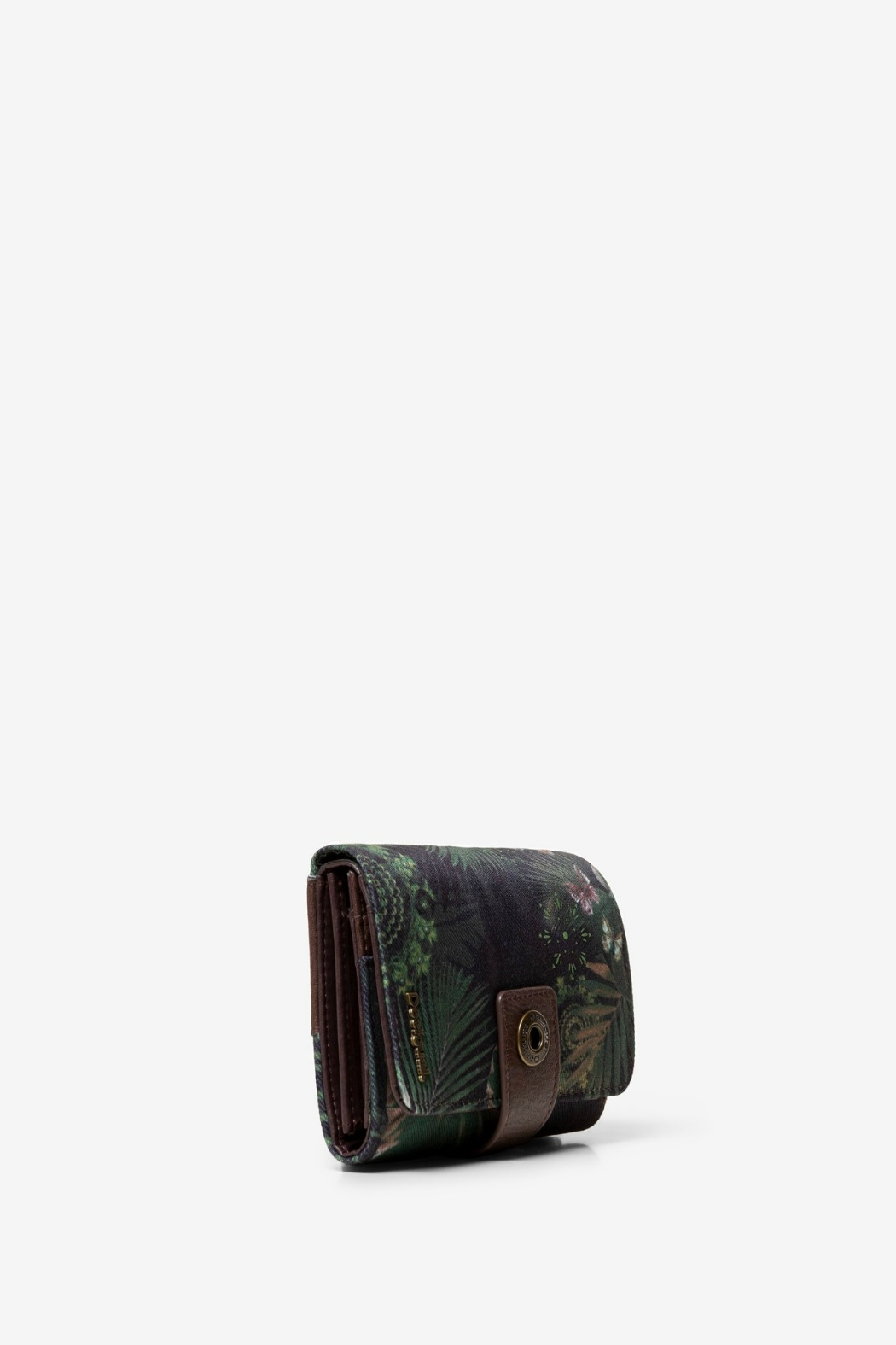 DESIGUAL Tropical Bambola Wallet - Side Cropped Image