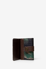 DESIGUAL Tropical Bambola Wallet - Back cropped