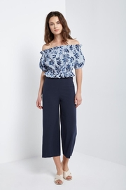 Soprano Tropical Blues Top - Side cropped