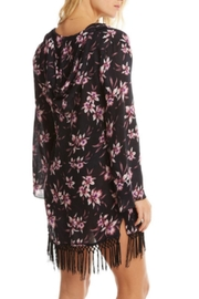 Chaser Tropical Cover Up - Front full body