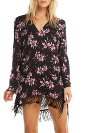 Chaser Tropical Cover Up - Front cropped