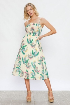 f8da154d85223b ... Flying Tomato Tropical Cream Midi - Product List Image
