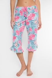 PJ Salvage Tropical Crop Pants - Product Mini Image