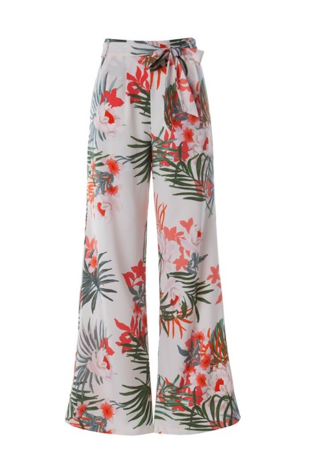 Compendium boutique Tropical Fall Trousers - Main Image