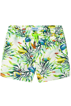 Shoptiques Product: Tropical Fish Swim-Trunk