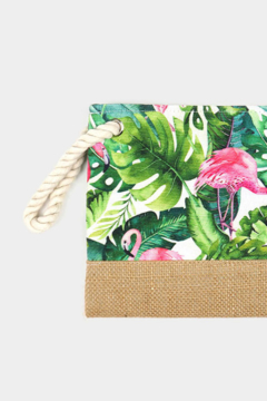 Lyn -Maree's Tropical Flamingo - Product List Image