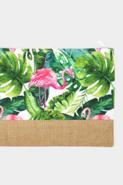 Lyn -Maree's Tropical Flamingo - Front full body