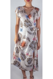 Le Lis Tropical Floral Dress - Product Mini Image