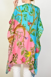 Arratta Tropical Kimono - Side cropped