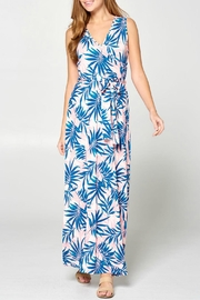 ALB Anchorage Tropical Maxi Dress - Side cropped