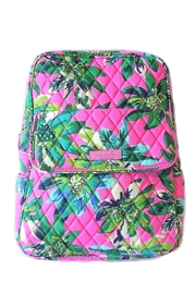 Vera Bradley Tropical Paradise Backpack - Product Mini Image