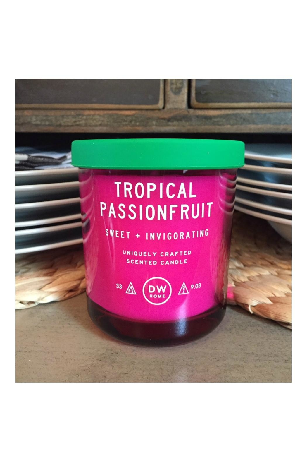 DW Home Tropical Passionfruit Candle - Main Image
