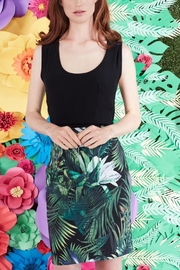 Up! Tropical Pencil Skirt - Product Mini Image
