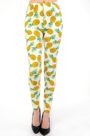 New Mix Tropical Pineapple Legging - Product Mini Image