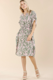 Pinch Tropical Print Coverup - Side cropped