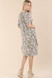 Pinch Tropical Print Coverup - Other