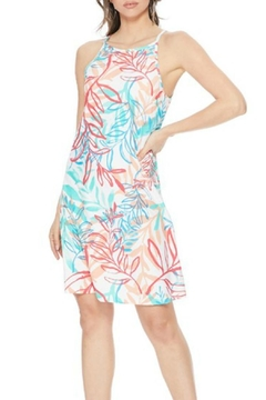 Aryeh Tropical-Print Halter Dress - Product List Image