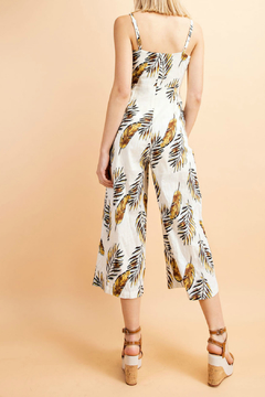lelis Tropical print jumpsuit - Alternate List Image