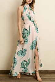 dress forum Tropical Print Maxi - Product Mini Image