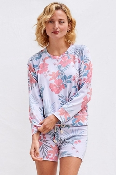 Sundry Tropical Pullover - Product List Image