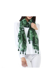 Giftcraft Inc.  Tropical Retreat Scarf - Alternate List Image