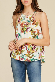 Staccato Tropical Sass top - Product Mini Image