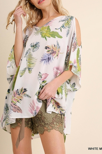 Umgee USA Tropical Shirt from Ohio by The Birch Tree Furniture — Shoptiques