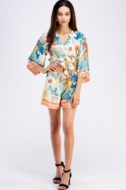 On Twelfth Tropical Short Set - Front full body