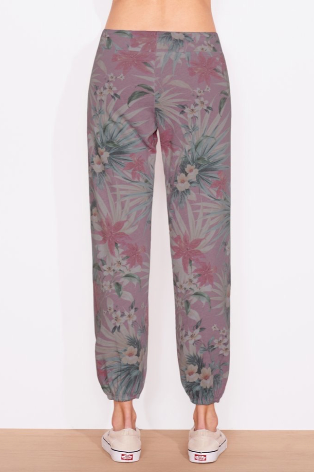 Sundry TROPICAL SWEATPANTS - Front Full Image