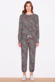 Sundry TROPICAL SWEATPANTS - Side cropped