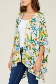 Staccato Tropical Treat kimono - Product Mini Image