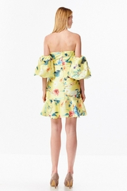 Ina Tropical Yellow Dress - Other