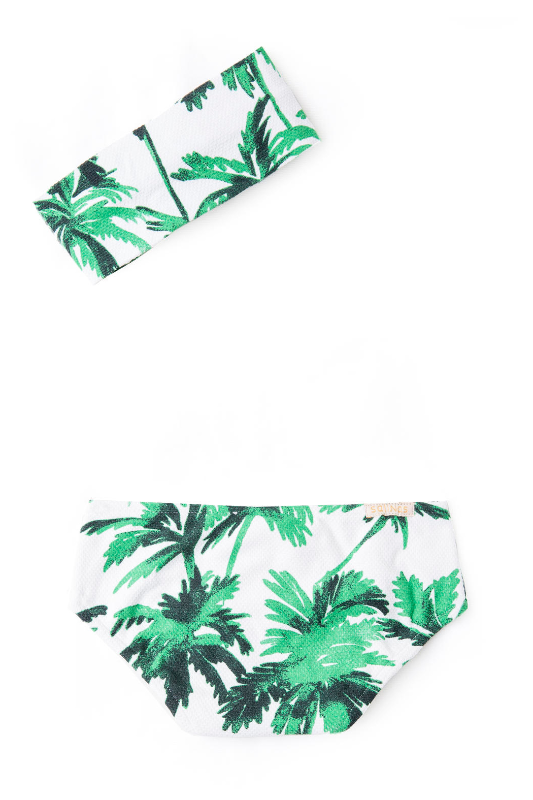 Salinas Tropicale Baby Bottom Set - Side Cropped Image