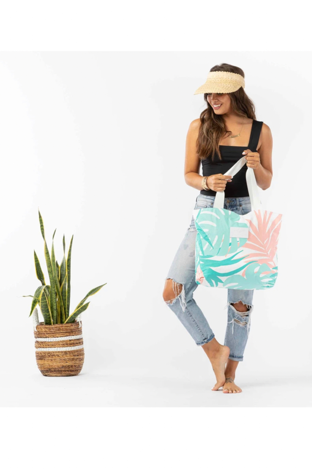 Aloha Collection Tropics Day Tripper - Side Cropped Image