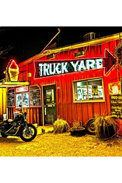 South Austin Gallery Truck Yard Brewhouse Coaster - Alternate List Image
