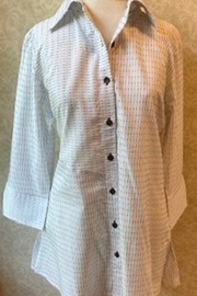 Parsley & Sage Trudi button down blouse - Product Mini Image