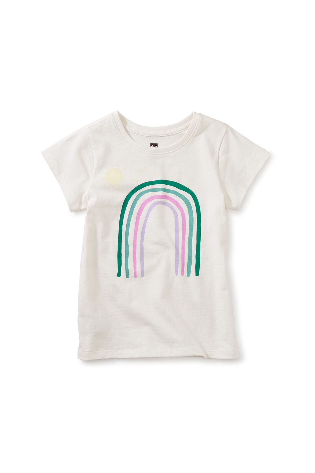 Tea Collection  True Colors UV Graphic Tee - Main Image