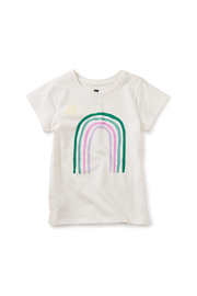 Tea Collection  True Colors UV Graphic Tee - Front cropped