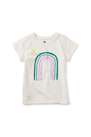 Tea Collection  True Colors UV Graphic Tee - Front full body