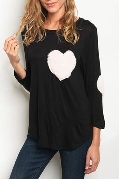 Fashion Queen  True Heart Tunic - Product List Image