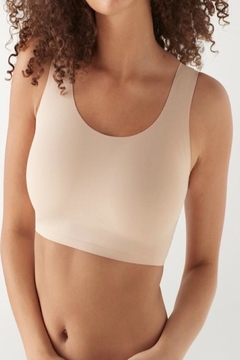 True & Co True Body Scoop Neck Bra - Product List Image