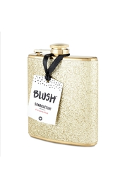 True Brands Sparkletini Gold Flask - Product Mini Image