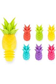 True Fabrications Pineapple Wine Set - Product Mini Image