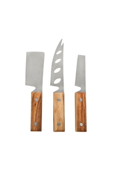 True Fabrications Rustic Cheese Set - Alternate List Image
