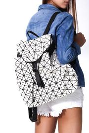 TRUE JOY Geometric Backpack - Product Mini Image
