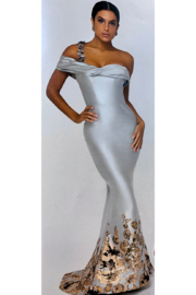 Terani Couture TRUMPET GOWN - Product Mini Image