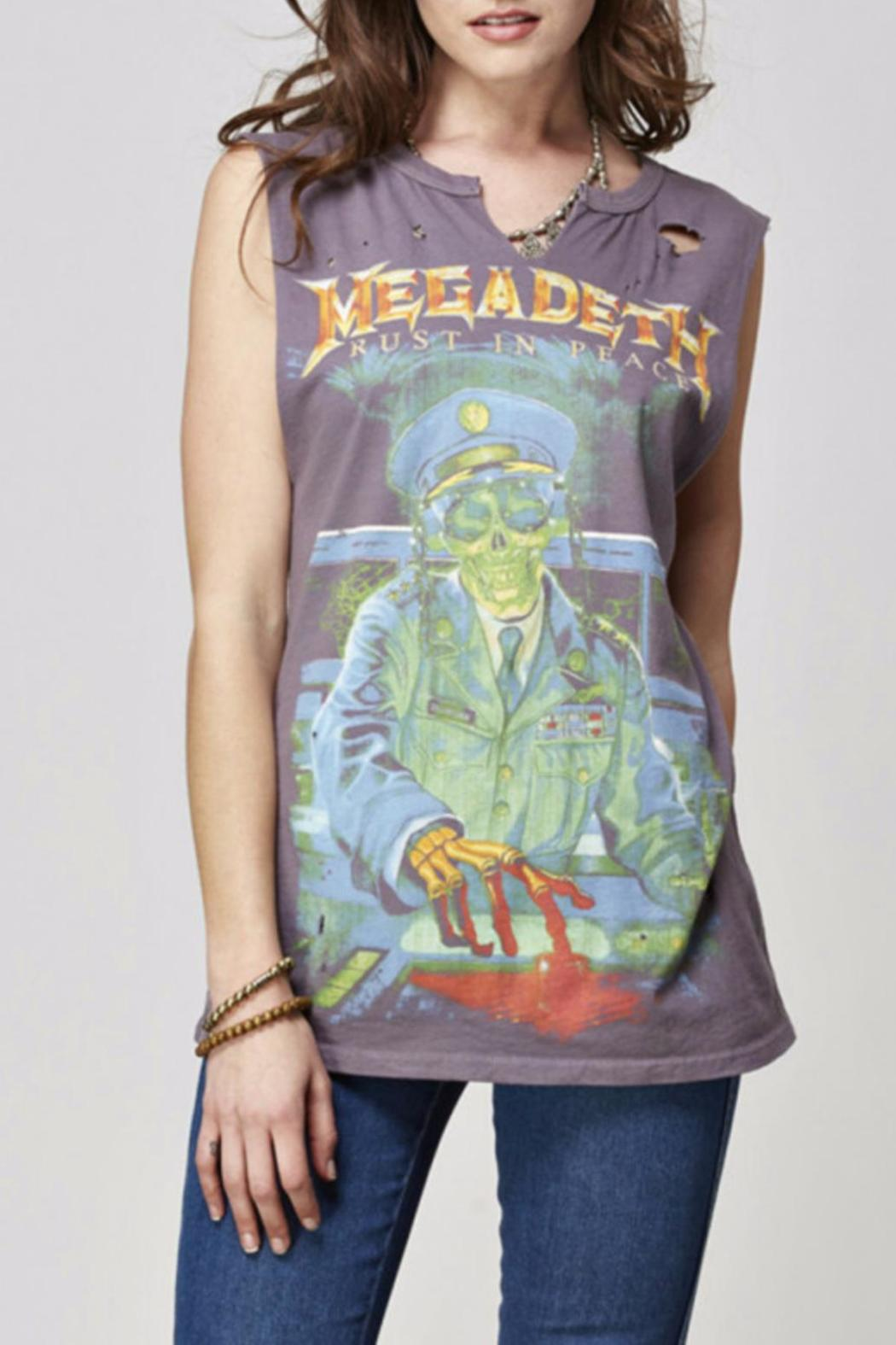 Trunk Ltd. Megadeth Tee - Main Image