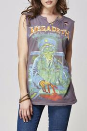 Trunk Ltd. Megadeth Tee - Front cropped