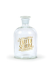 Fred and Friends Truth Serum Decanter - Product Mini Image